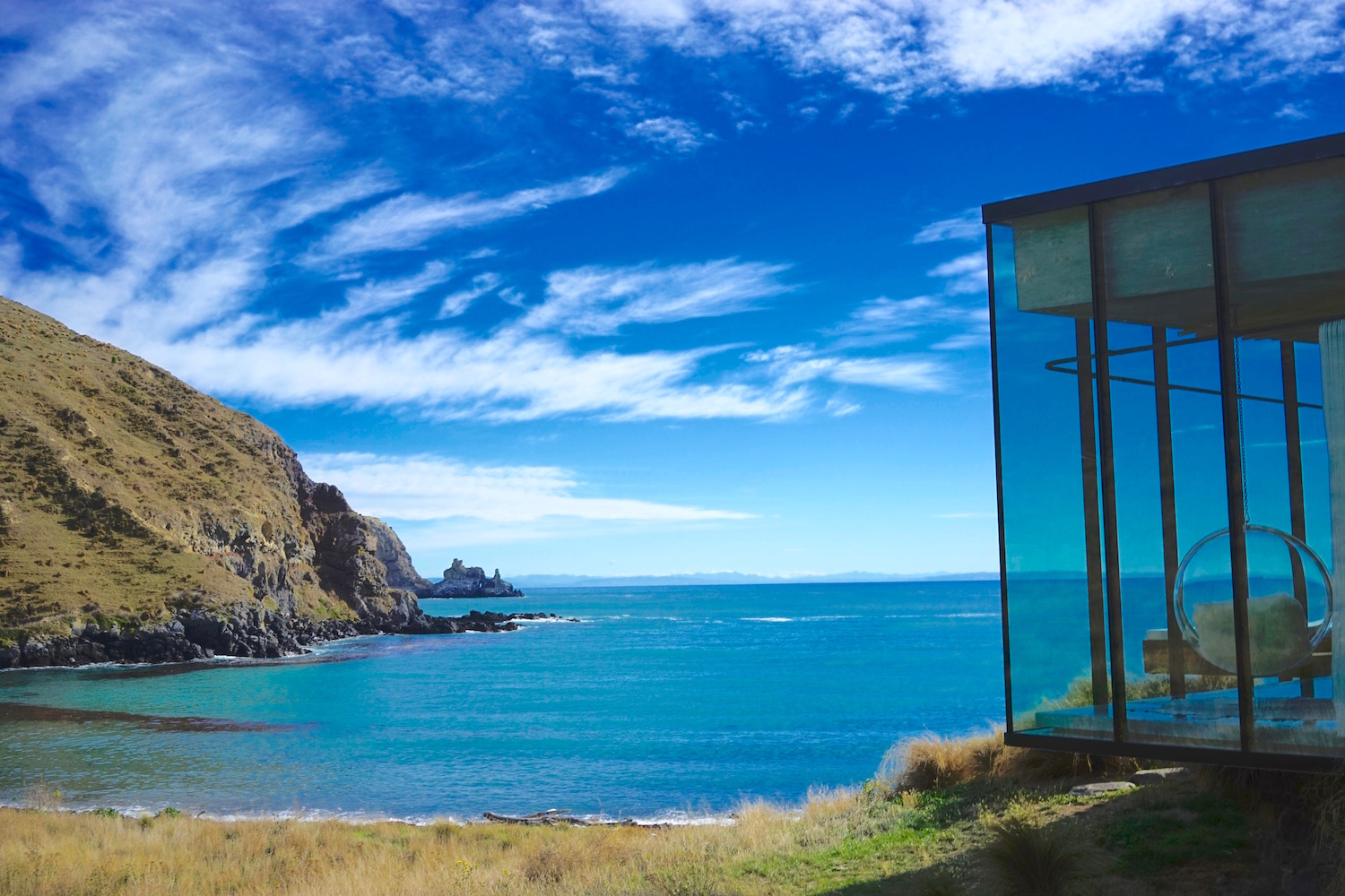 Annandale New Zealand Seascape