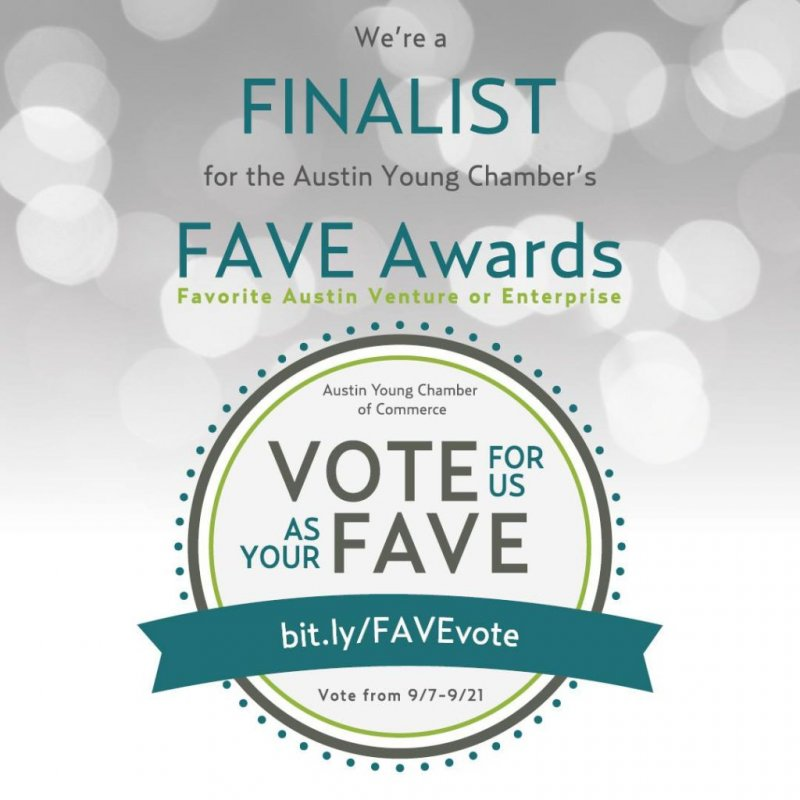 fave awards austin young chamber
